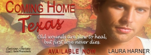 Coming Home Texas Release Banner