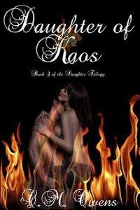 Daughter Trilogy 3 - Daughter of Kaos
