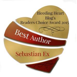 WINNER Best Author