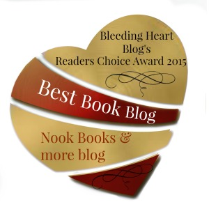 WINNER - Best Book Blog