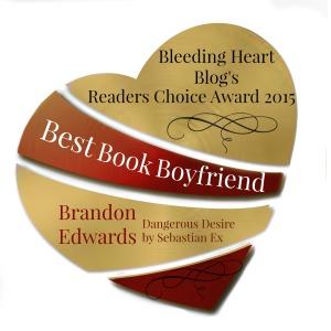 WINNER - Best Book Boyfriend