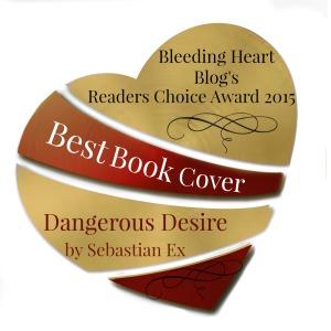 WINNER - Best Book Cover