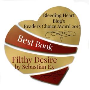 WINNER  Best Book